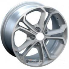 Литые колесные диски Replica Top Driver OPL10 6.5x15 5x105 ET39 DIA56.6 Silver
