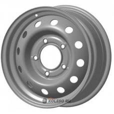 Штампованные колесные диски ТЗСК LADA 5.5x14 4x98 ET35 DIA58.6 Silver